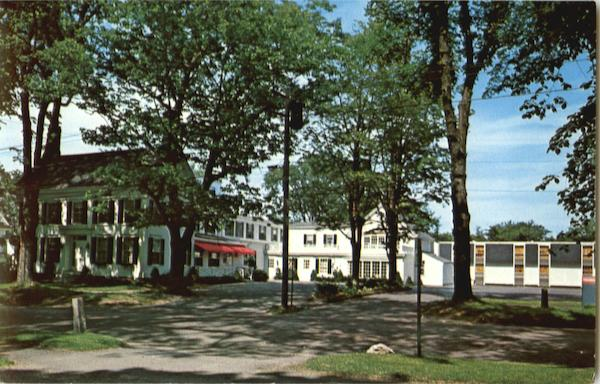 The Stowe House And Motor Inn, 63 Federal Street Brunswick Maine