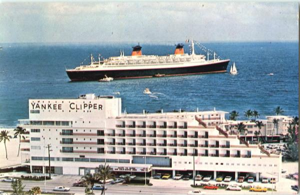 Sheraton Yankee Clipper Hotel Fort Lauderdale Florida