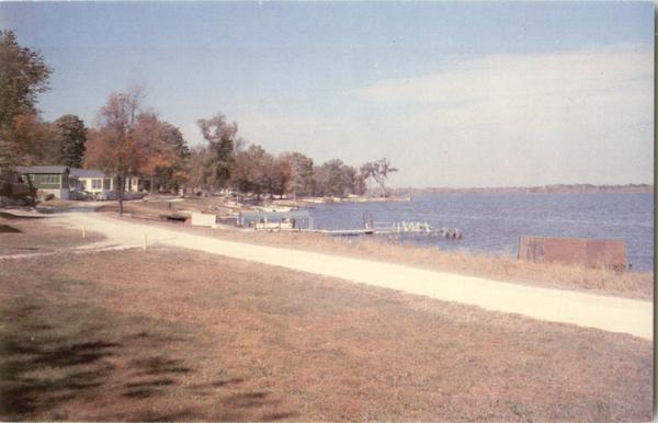 Lake Odessa Wapello Iowa