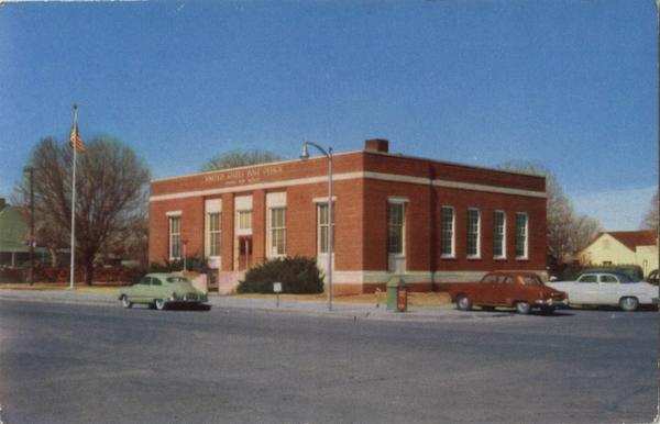 United States Post Office Deming New Mexico