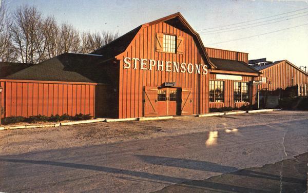 Stephenson s Apple Farm Restaurant Kansas City MO
