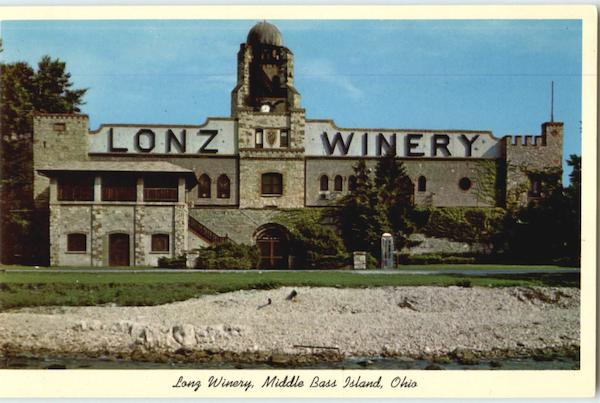 Lonz Winery Middle Base Isle Ohio