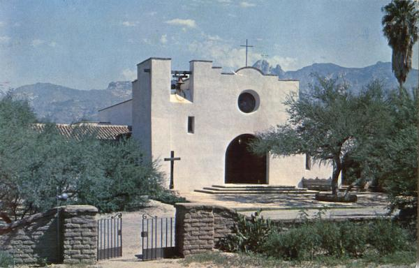 St. Philip's In The Hills Episcopal Church Tucson Arizona