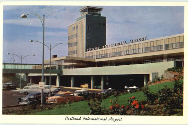 Portland International Airport Oregon Airports