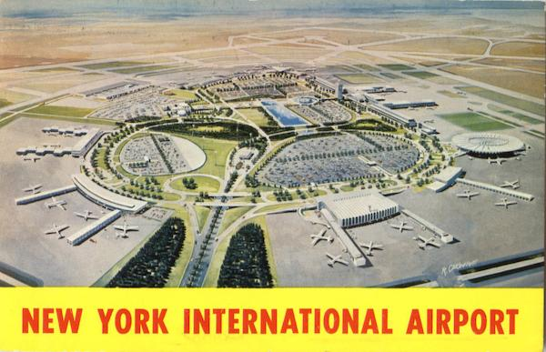 New York International Airport New York City Airports