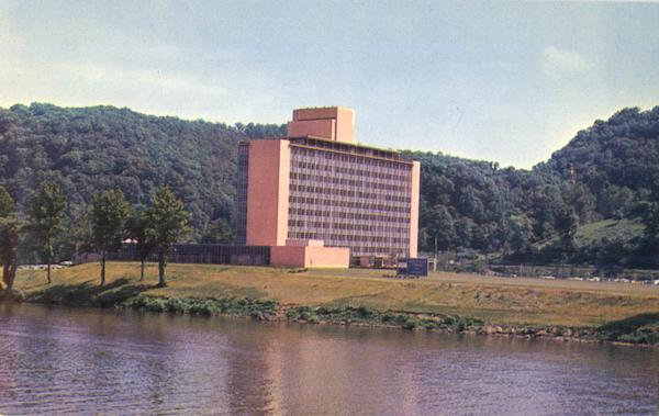 charleston west virginia casino address
