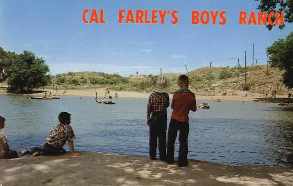 Cal Farley's Boys Ranch Amarillo Texas
