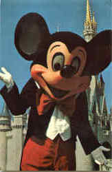 Welcome To Fantasyland Mickey Mouse