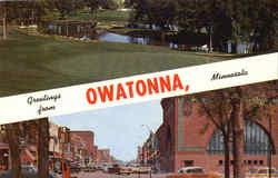Greetings From Owatonna