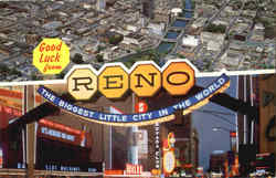 Good Luck From Reno