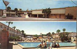Holiday Shore Motel Postcard