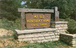 My Old Kentucky Home State Shrine