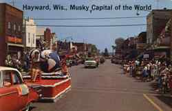 Musky Capital Of The World