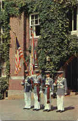 Color Guard Fishburne Military School