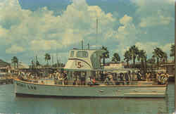 54-foot Mary Lou Party Fishing Boat