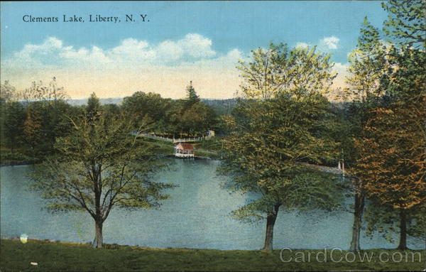 Clements Lake Liberty New York