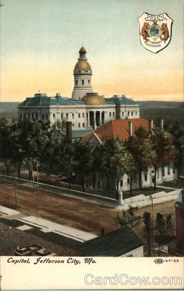 State Capitol Jefferson City Missouri