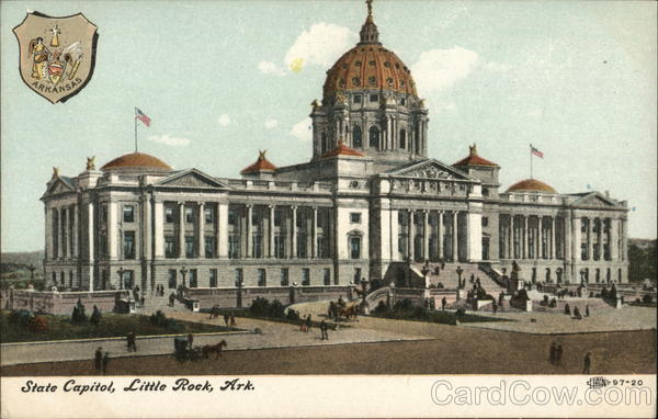 State Capitol Little Rock Arkansas