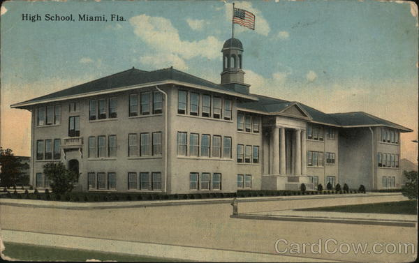 High School Miami Florida