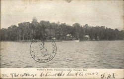 Walker's Point, Tippecanoe Lake