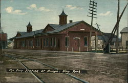 The Erie Station