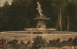 The Fountain, Mt. Madonna