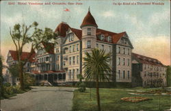 Hotel Vendome and Grounds