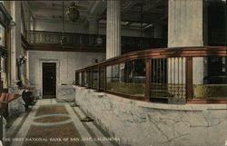 The First national Bank of San Jose