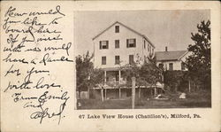 Lake View House (Chatillon's)