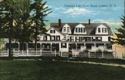 Clements Lake Farm House