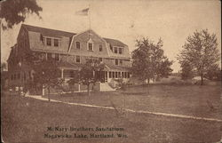 McNary Brothers Sanitarium, nagawicka Lake