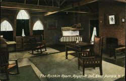 The Ruskin Room, Roycroff Inn