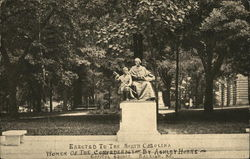Erected to the North Carolina Women of the Confederacy