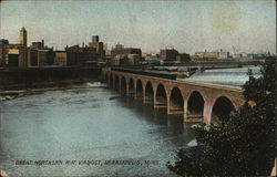 Great Northern R. R. Viaduct