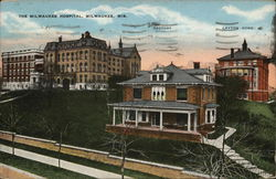 The Milwaukee Hospital