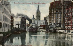 Grand Avenue Bascule Bridge