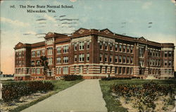 The New State Normal School