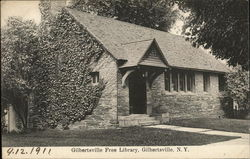 Gilbertsville Free Library