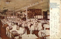 Fabacher Restaurant - Main Dining Room