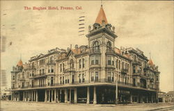 The HUghes Hotel