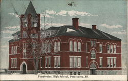 Pecatonia High School