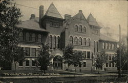 The Greeley, One of Streator's Public Schools
