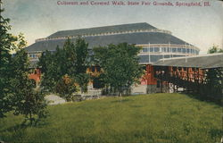 State Fair Grounds - Coliseum and Covered Walk