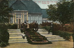 The Palm House, Glen Oak Park