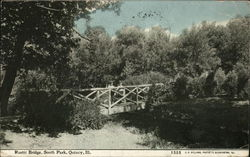 Rustic Bridge, South Park