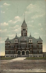 Crawford County Courthouse, Robinson, Ill.
