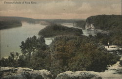 Thousand Islands of Rock River, Lowden State Park
