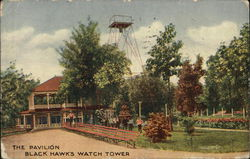The Pavilion-Black Hawk's Watch Tower