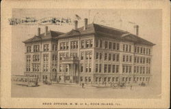 Head Offices, M. W. of A.