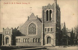 Fourth St M.E. Church